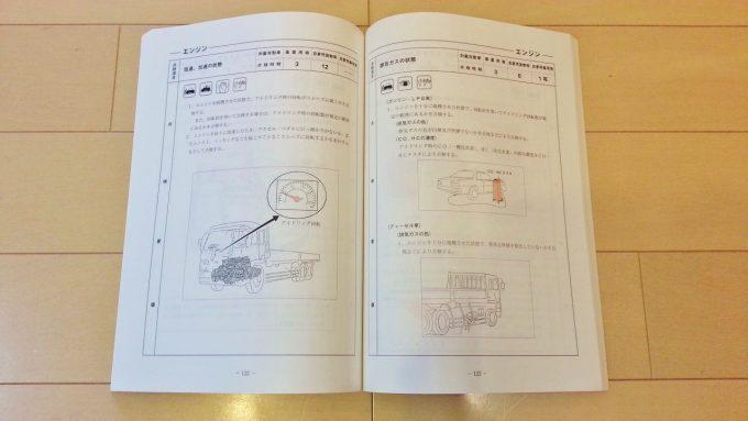 自動車定期点検の手引2