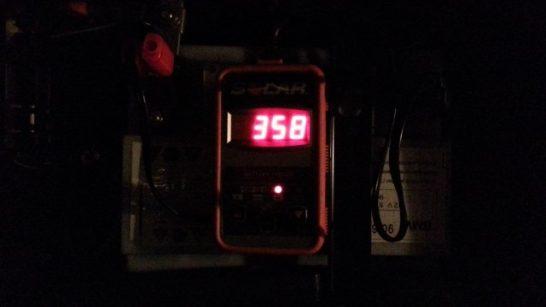 パルス充電でバッテリーのCCA値が改善