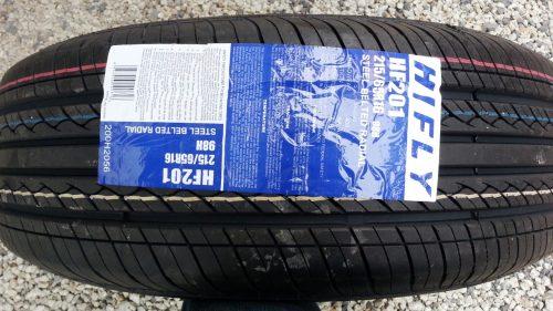 【評判は?】ハイフライ(HIFLY)タイヤの性能と耐久性を追跡調査(HF201編)