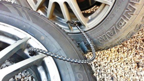【簡単DIY】自動車タイヤのビード上げの具体的な方法
